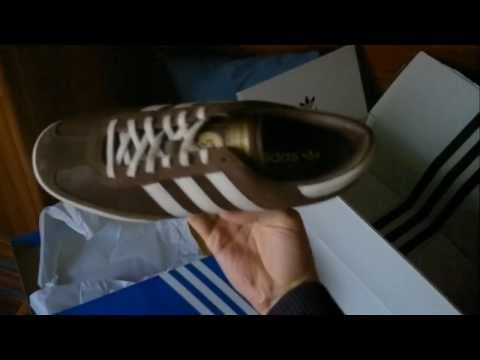 UNBOXING ADIDAS BECKENBAUER SHOES