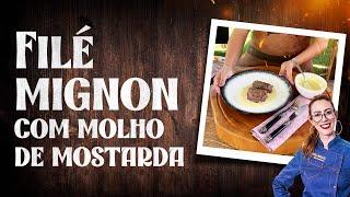 RECEITA de FILÉ-MIGNON para churrasco: APRENDA agora!