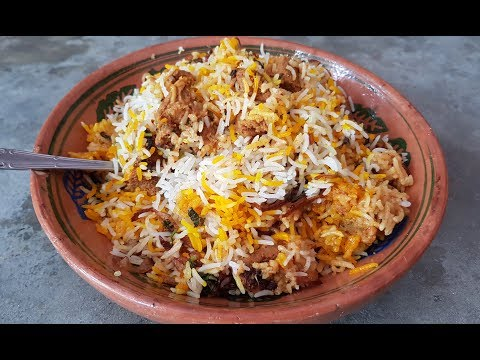 Dum Biryani Recipe | Hyderabadi Dum Biryani | Traditional Dum Biryani Recipe by Mubashir Saddique