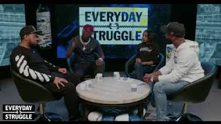 Joe Budden argues with lil yachty over happiness