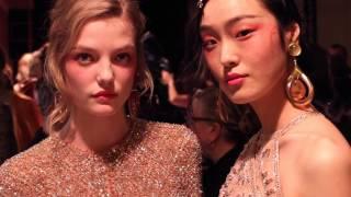 Giorgio Armani Privé - 2017 Spring Summer - Couture Fashion Show Backstage