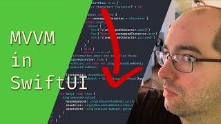 MVVM in SwiftUI - The Matthias iOS Development Show