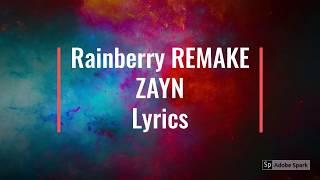 Rainberry_ZAYN