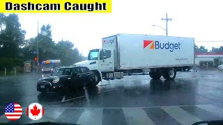 Ultimate North American Cars Driving Fails Compilation - 87 [Dash Cam Caught Video]