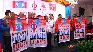 Saifuddin: Harapan has no dominant partner