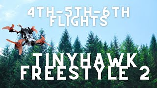 Fpv Freestyle Flight 4-5-6 TinyHawk freestyle 2 | Best beginner Fpv freestyle drone