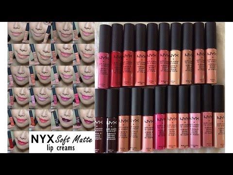 Soft Matte Lip Cream by NYX Professional Makeup #8
