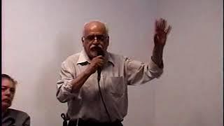Intervención de Edgard Sánchez en el Foro Socialista