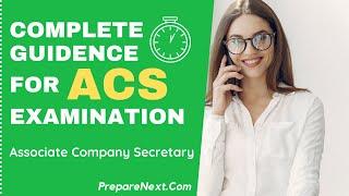 acs examination, ACS examination, ACS Exam preparation, How To Prepare For ACS Examination