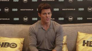 Interview with Westworld's James Marsden in Singapore