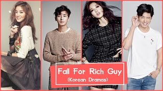 Top 20 Poor Girl - Rich Guy Korean Dramas