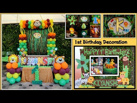 mp4 Decoration Jungle Theme Party, download Decoration Jungle Theme Party video klip Decoration Jungle Theme Party