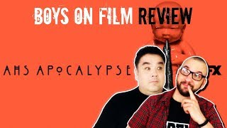 American Horror Story : Apocalypse Season 8 REVIEW | Boys On Film
