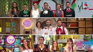 ¡Un momento histórico de los programas matutinos en la TV ! | Sale el Sol