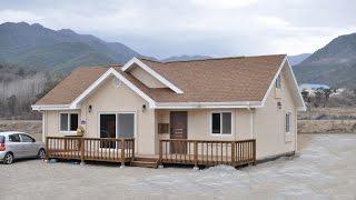 정선 북평리 골드홈 전원주택 목조주택 농가주택