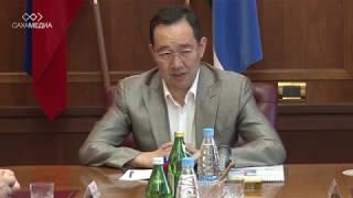 Айсен Николаев о бюджете Якутии