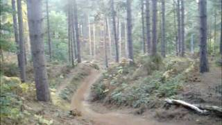 preview picture of video 'bike fun at chicksands'