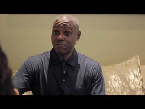 Carl Lewis Interview