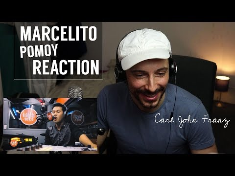 Vocal coach REACTS to Marcelito Pomoy