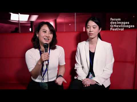 Huai Chin-Lee et Sin-Yi Yao (Koahsiung Film Festival) I Interview au NewImages Festival 2019