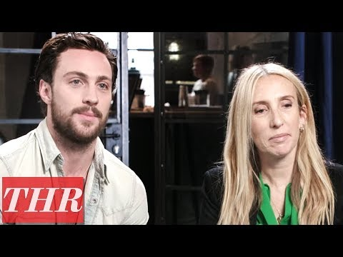 Aaron Taylor-Johnson Talks Working With Wife & Director Sam on 'A Million Little Pieces' | TIFF 2018