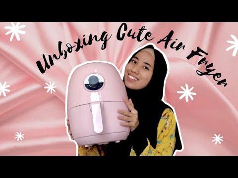 Unboxing Air Fryer Mayer | 4 Sebab Wajib Beli Air Fryer!