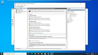 How to Allow a Port or Program Through Firewall Windows 10 PC