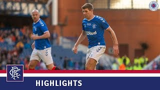 HIGHLIGHTS | Rangers Legends v Liverpool FC Legends | 12 Oct 2019