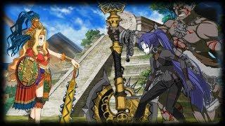 Quetzalcoatl  - (Fate/Grand Order) - Babylonia: Quetzalcoatl Boss Battle [2] Heracles Setup [Fate/Grand Order]