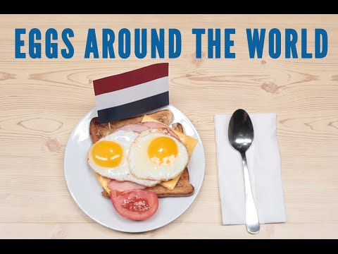 Discover Fascinating Ways People Eat Eggs across the World