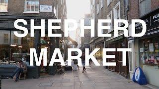 Shepherd Market Wine House Mayfair London