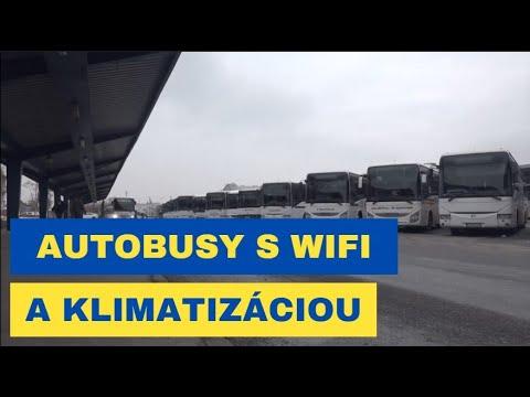 Košický kraj má nové prímestské autobusy<br />ROZHÝBANÝ KRAJ (11)