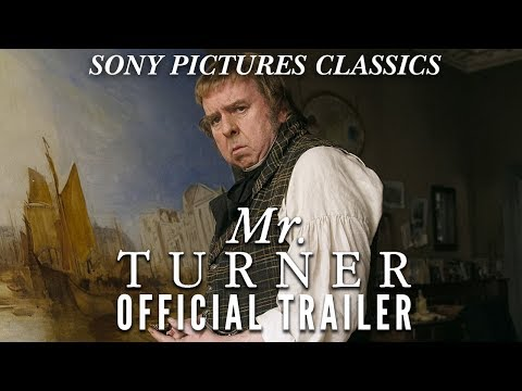 Mr. Turner (US Trailer)