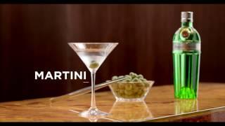 Como Preparar Un Martini.