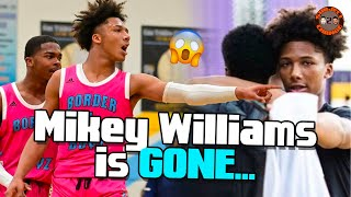 Why Mikey Williams REALLY Left Cali After The BEST FRESHMAN SEASON EVER! 💰