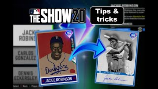 How to Unlock 99 Jackie Robinson Quick & Easy! - MLB 20 Tips and Tricks