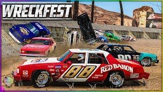 Eagle's Nest   Wreckfest   NASCAR Legends