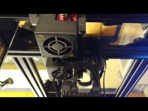 Klipper firmware on Ender 3 at 150mm/s - смотреть онлайн на