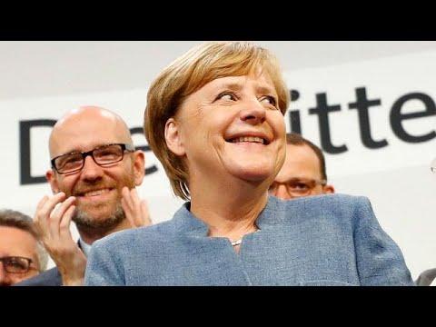 Ложка дёгтя в победе Меркель