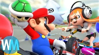 Top 10 Mario Kart 8 Deluxe Highlights! WatchMojo Review!