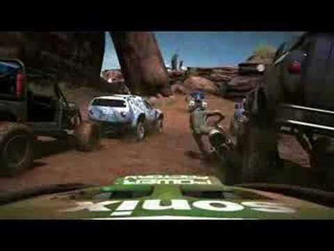Видео № 0 из игры MotorStorm [PS3]