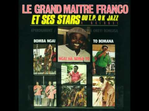 Boma Ngai & Eperdement – Franco & le T.P. O.K. Jazz 1986