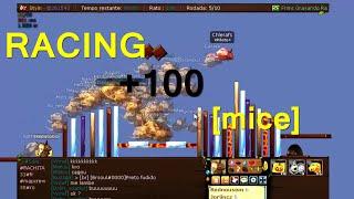 Chlerafs +100 mice / Transformice (HD)
