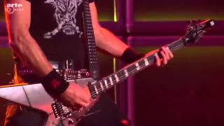 Accept - Metal Heart - live at Wacken 2014