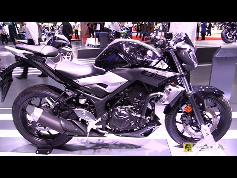 2016 Yamaha MT-03 - Walkaround
