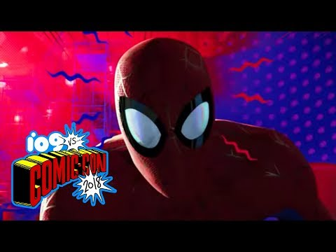 """""""Spider-Man: Into the Spider-Verse"""" Directors On New Spider-Man 