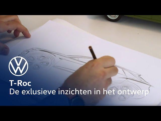 Volkswagen T-Roc: Het Design