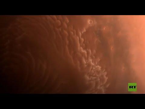 العرب اليوم - شاهد: الصين تنشر صورًا جديدة عالية الدقة لكوكب المريخ