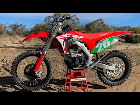 2019 Honda CRF250RX – Dirt Bike Magazine
