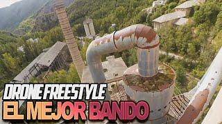 ???????????? El mejor bando en la mejor compañía ◄ Drone Freestyle FPV ►